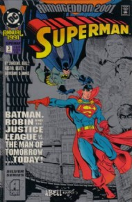 Superman (2nd Series) Annual 1987 #3