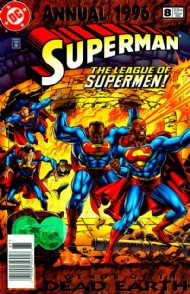 Superman (2nd Series) Annual 1987 #8