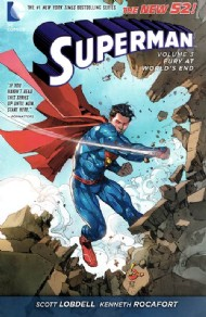 Superman (3rd Series): Fury at World's End 2014 #3