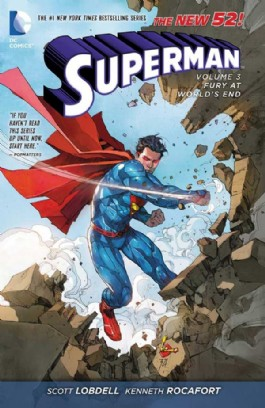 Superman (3rd Series): Fury at World's End #3