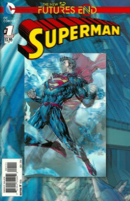 Superman (3rd Series): Futures End #1