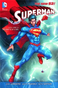 Superman (3rd Series): Secrets and Lies 2013 #2