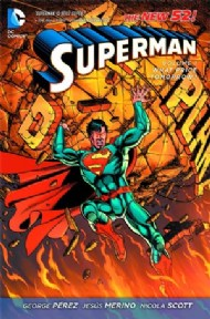 Superman (3rd Series): What Price Tomorrow? 2012 #1