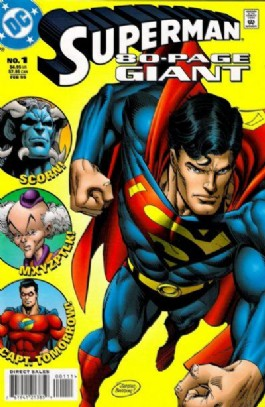 Superman 80 Page Giant 1999 #1