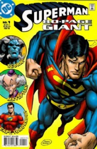 Superman 80 Page Giant 1999 1999 #1