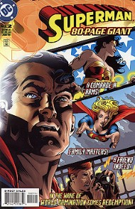 Superman 80 Page Giant 1999 1999 #2