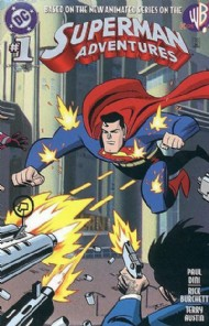 Superman Adventures 2004 - 2006 #1