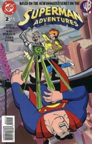 Superman Adventures 2004 - 2006 #2