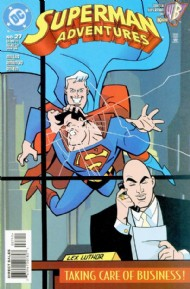Superman Adventures 2004 - 2006 #27