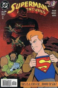 Superman Adventures 2004 - 2006 #28