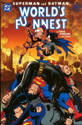 Superman and Batman: World's Funniest