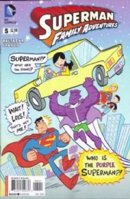 Superman Family Adventures 2012 - 2013 #5