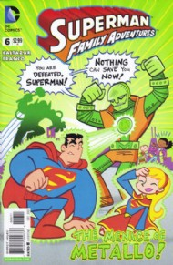 Superman Family Adventures 2012 - 2013 #6