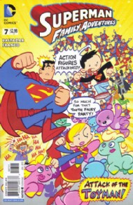 Superman Family Adventures 2012 - 2013 #7