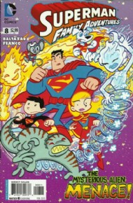 Superman Family Adventures 2012 - 2013 #8