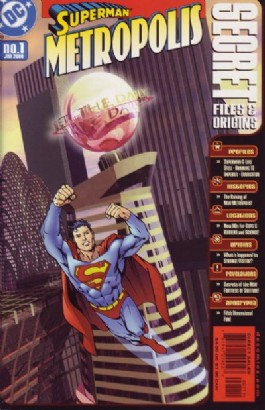 Superman Metropolis Secret Files and Origins #1