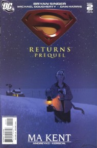 Superman Returns Prequel 2006 #2
