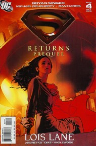 Superman Returns Prequel 2006 #4