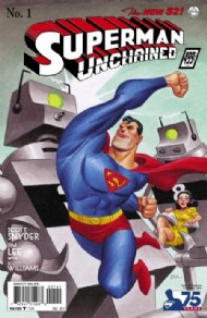 Superman Unchained 2013 - 2015 #1