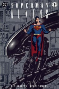Superman Vs. Aliens 1995 #1