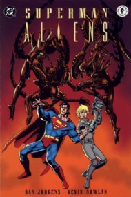 Superman Vs. Aliens 1995 #2