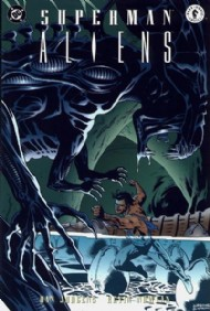 Superman Vs. Aliens 1995 #3