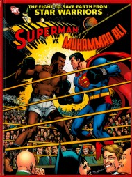 Superman Vs. Muhammad Ali 2011
