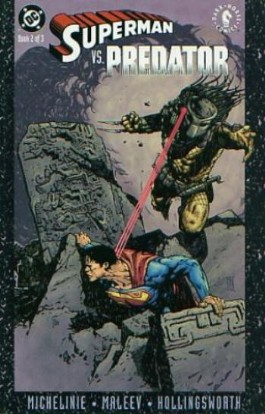 Superman Vs. Predator #2
