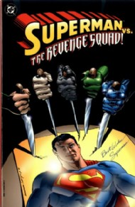 Superman Vs. the Revenge Squad 1999