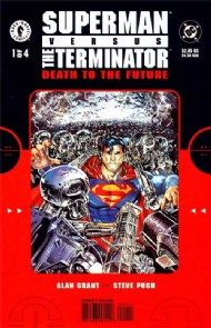 Superman Vs. the Terminator: Death to the Future 1999 - 2000 #1
