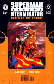Superman Vs. the Terminator: Death to the Future 1999 - 2000 #2