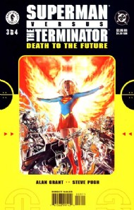 Superman Vs. the Terminator: Death to the Future 1999 - 2000 #3
