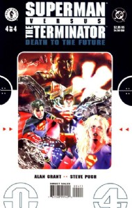 Superman Vs. the Terminator: Death to the Future 1999 - 2000 #4