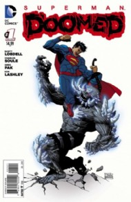 Superman: Doomed 2014 #1