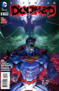 Superman: Doomed 2014 #2