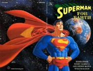 Superman: for Earth 1991 #1