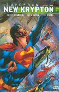 Superman: New Krypton 2009 - 2011 #3