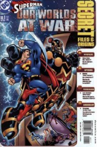 Superman: Our Worlds at War Secret Files and Origins 2001 #1