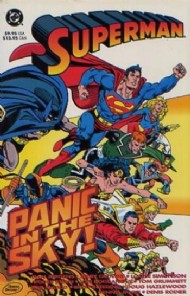 Superman: Panic in the Sky 1993