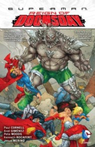 Superman: Reign of Doomsday 2012