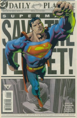 Superman: Save the Planet #1