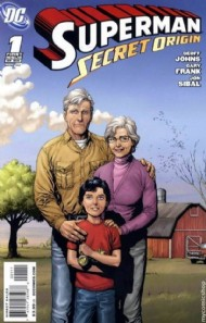 Superman: Secret Origin 2009 - 2010 #1