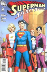 Superman: Secret Origin 2009 - 2010 #2