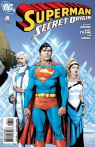 Superman: Secret Origin 2009 - 2010 #4