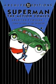 Superman: the Action Comics Archives 1998 - 2007 #1