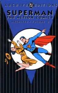 Superman: the Action Comics Archives 1998 - 2007 #2