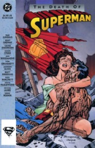 Superman: the Death of Superman 1993