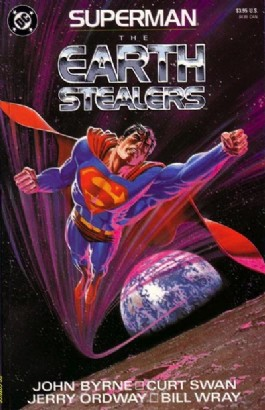 Superman: the Earth Stealers #1