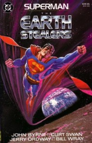 Superman: the Earth Stealers 1988 - 1989 #1