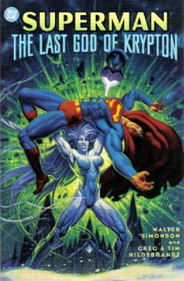 Superman: the Last God of Krypton
